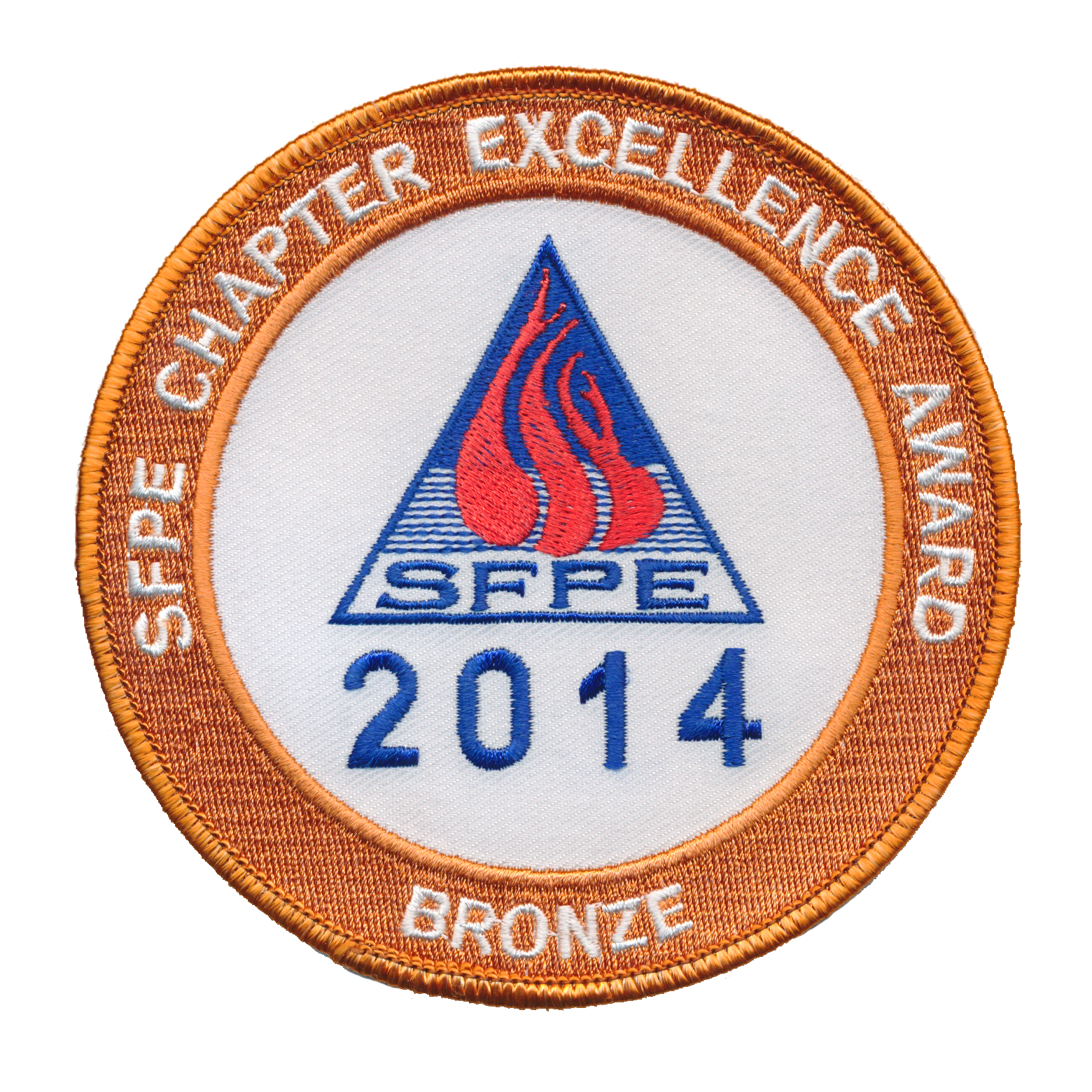 2014 Bronze Patch